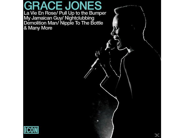 Grace Jones - Icon [CD]