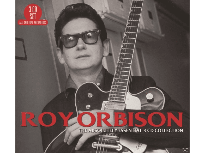 Roy Orbison - The Absolutely Essential 3cd Collection [CD]