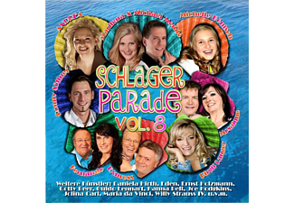 VARIOUS - Schlager Parade Vol.8 - (CD)