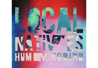 Local Natives - Hummingbird (Us Deluxe Album) - (CD)