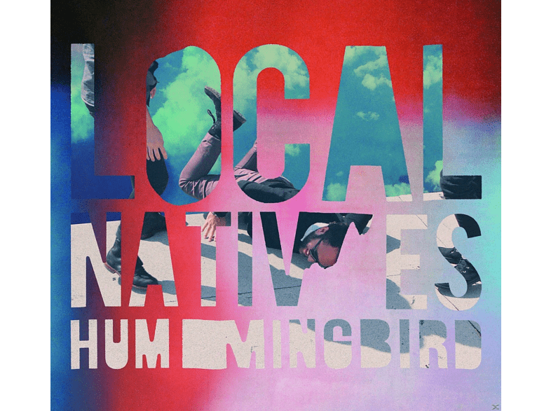 Local Natives - Hummingbird (Us Deluxe Album) [CD]