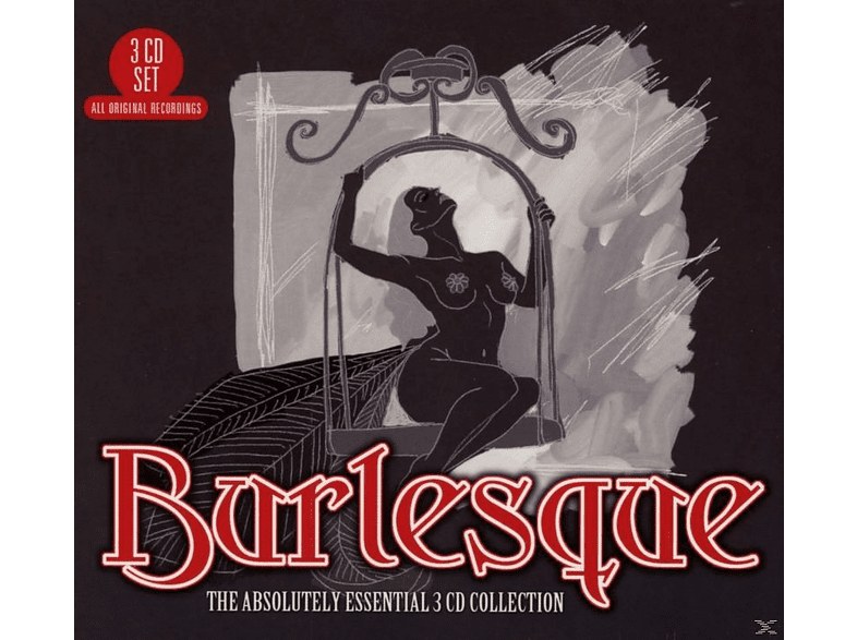 VARIOUS - Burlesque: The Absolutely Essential 3cd [CD]