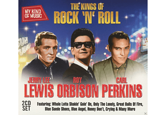 Carl Perkins, Roy Orbison, Jerry Lee Lewis - The Kings Of Rock'n Roll / My Kind Of Music [CD]