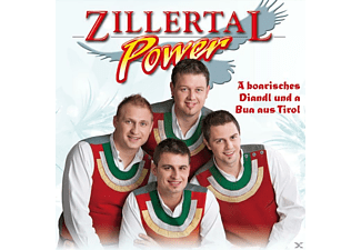Zillertal Power - A Boarisches Diandl Und A Bua - (CD)