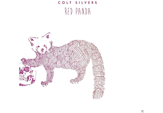 Colt Silvers - Red Panda - (CD)