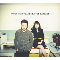 Paper Aeroplanes - Little Letters [CD]