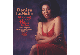 Denise Lasalle - Making A Good Thing Better-Complete Westbound Sing - (CD)