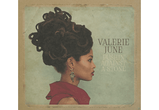 Valerie June - Pushin' Against A Stone - (CD)