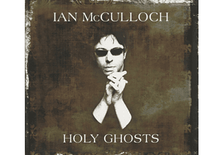 Ian Mcculloch - Holy Ghosts - (CD)