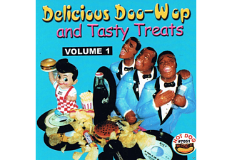 VARIOUS - Delicious Doo Wop And Tasty Treats Vol.1 [CD]