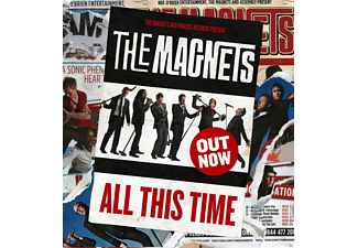 The Magnets - All This Time - (CD)