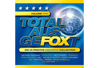 VARIOUS - Total Ausgefoxt Volume Two (Die Ultimative Discofox Collection) - (CD)