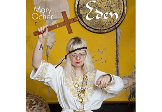 Mary Ocher - Eden - (CD)