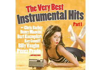 VARIOUS - The Very Best Instrumental Hits Part 1 [CD]