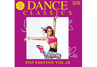 VARIOUS - Dance Classics - Pop Edition Vol.10 - (CD)