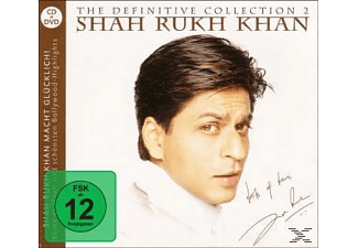 Shah Rukh Khan - The Definitive Collection 2 - (CD)