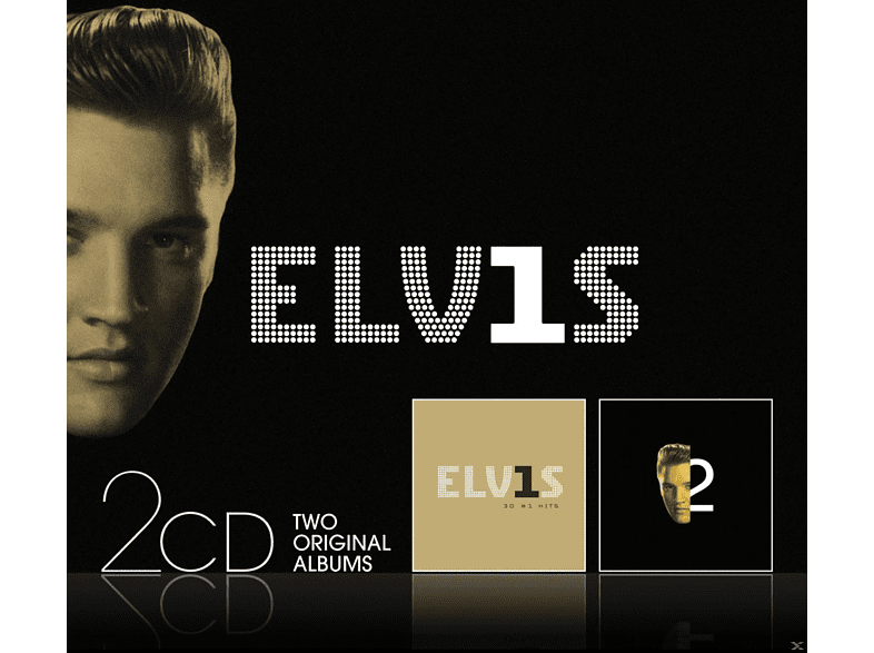 Elvis Presley - 30 #1 Hits / 2nd To None [CD]