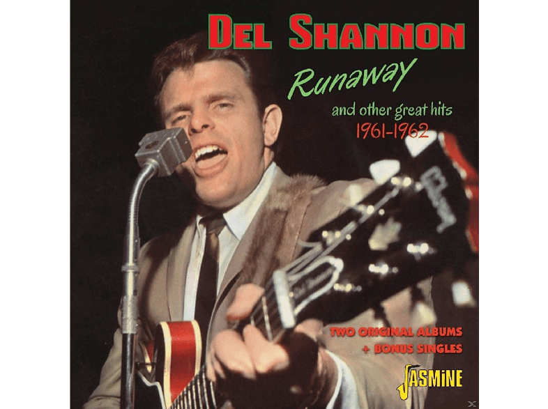 Del Shannon - Runaway & Other Great Hits [CD]