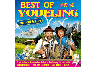 VARIOUS - Best of Yodeling - Traditional Folklore - (CD)