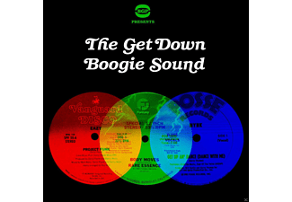 VARIOUS - The Get Down Boogie Sound - (CD)