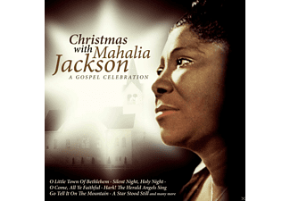Mahalia Jackson - Christmas With Mahalia Jackson - A Gospel Celebration - (CD)