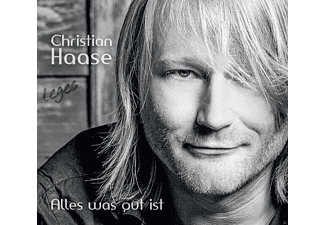 Christian Haase - Alles Was Gut Ist [CD]