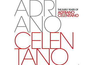 Adriano Celentano - The Early Years Of Adriano Celentano - (CD)