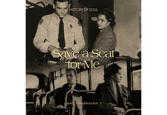 VARIOUS - Save A Seat For Me-Soul Chronology Vol.3 - (CD)