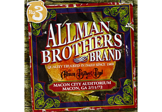 The Allman Brothers Band - Macon City Auditorium 2/11/72 (Ltd. Ce) - (CD)