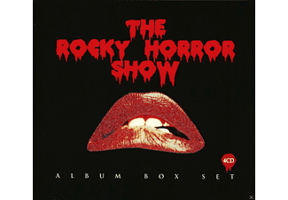 VARIOUS - The Rocky Horror Show - (CD)