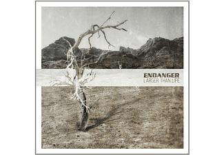 Endager - Larger Than Life [CD]