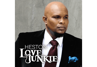Heston - Love Junkie - (CD)