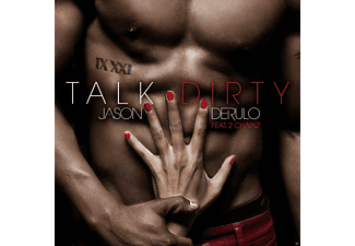 Jason Derulo, 2chainz - Talk Dirty - (5 Zoll Single CD (2-Track))