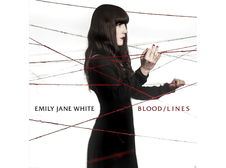 Emily Jane White - Blood / Lines [CD]