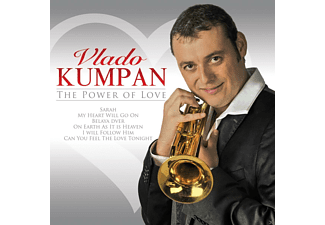 Vlado Kumpan - The Power Of Love - (CD)