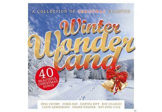 VARIOUS - Winter Wonderland-A Collection Of Christmas Classics [CD]