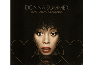 Donna Summer - Love To Love You Donna - (CD)