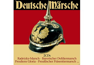 VARIOUS - Deutsche Märsche [CD]