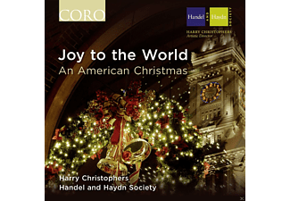 Handel And Haydn Society - Joy To The World - An American Christmas [CD]