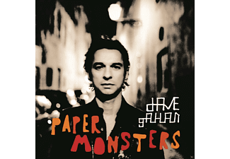Dave Gahan - Paper Monsters - (CD)