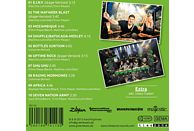 The Greenbeats - Stage [CD]