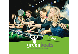 The Greenbeats - Stage - (CD)