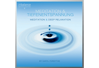 Daryl Forsythe - Meditation & Tiefenentspannung - (CD)