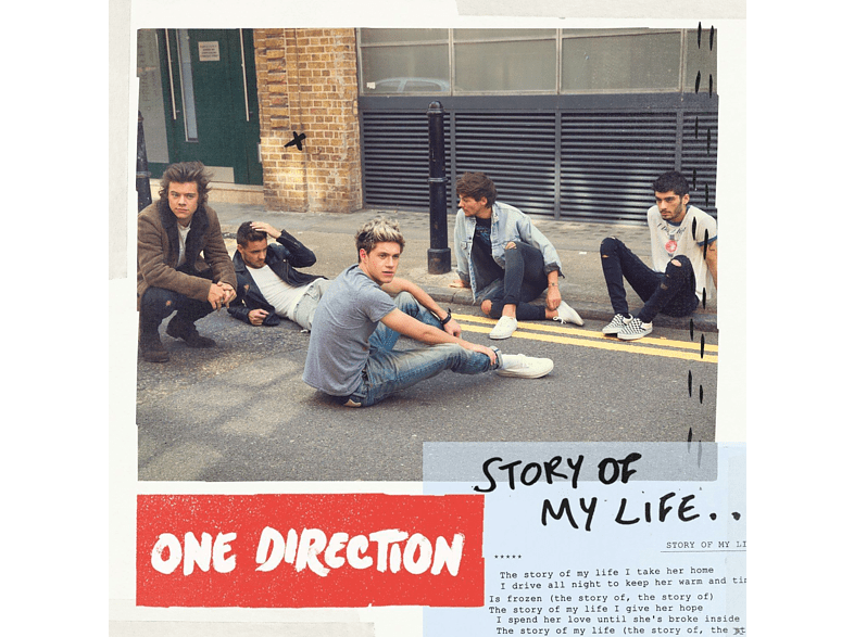 One Direction - Story Of My Life [CD]