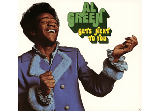 Al Green - Gets Next To You - (CD)