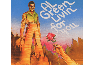 Al Green - Livin' For You - (CD)