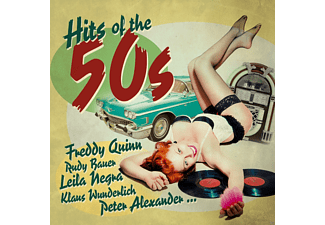 VARIOUS - Hits Of The 50s - (CD)