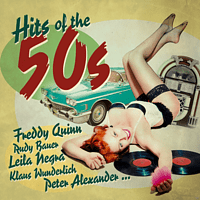 VARIOUS - Hits Of The 50s [CD]