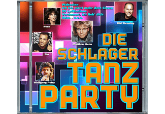 VARIOUS - Die Schlager Tanz Party [CD]