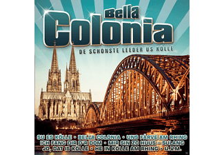 VARIOUS - Bella Colonia-De Schönste Leeder Us Kölle [CD]